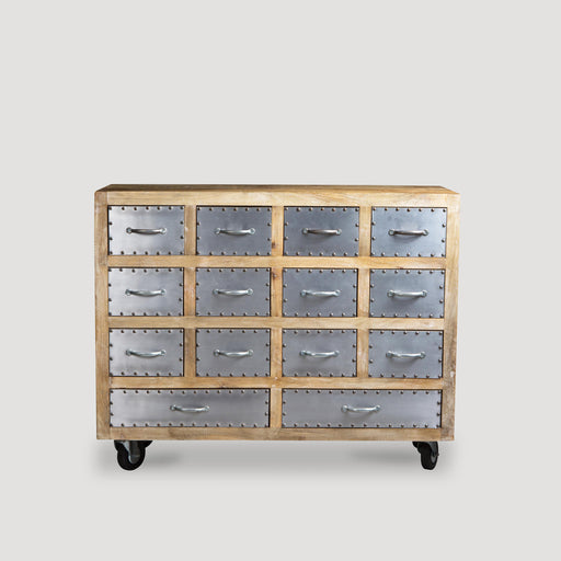 Elements on Wheels Drawer Chest