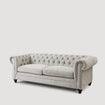 Francesca tufted Sofa bed DC