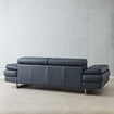 Lennox Leather 3 Seater