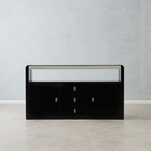Rhythm Dining Cabinet - Black
