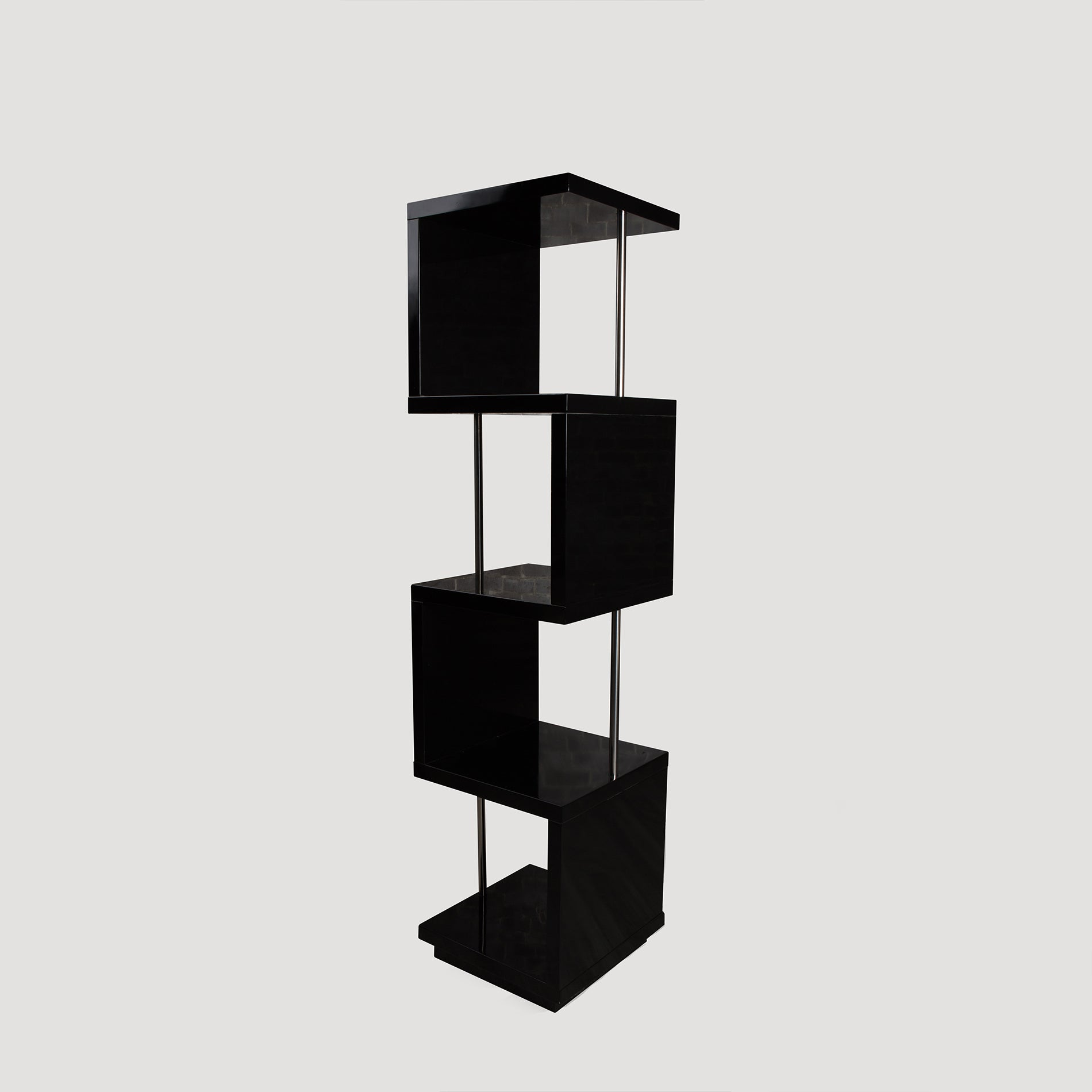 Tower Stand Black