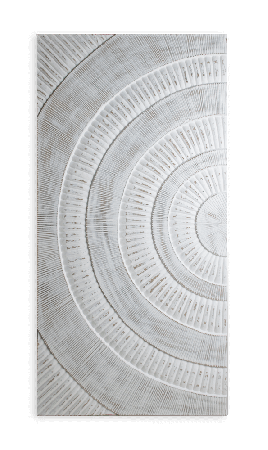 Coastal White Wash Wall Panel DC