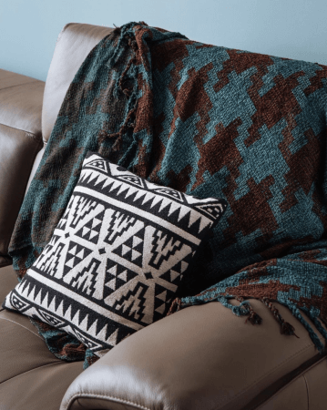 Cotton Navajo Cushion DC