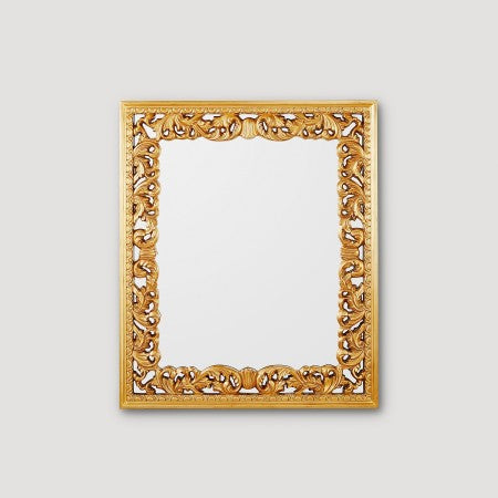 Liberty antique gold mirror DC