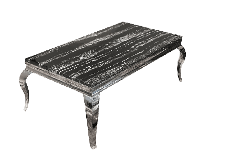 Marble Coffee Table White