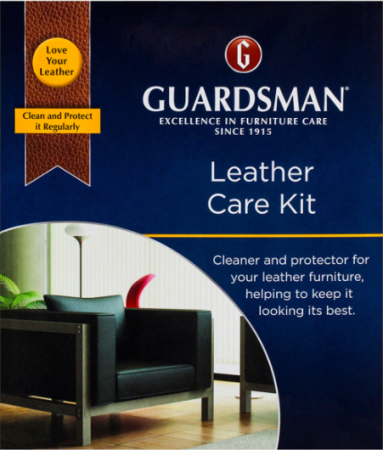 Guardsman Leather Product Warranty 5-8 Seater