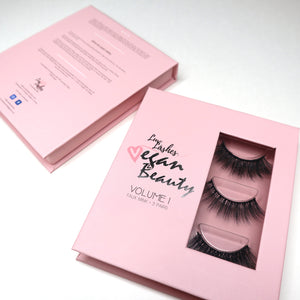 Luv Lashes Vegan Beauty - COMING SOON