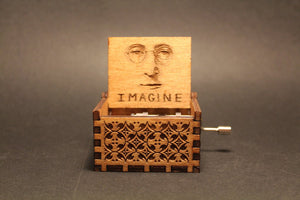 Imagine Music Box by Zipi - Zipi Box