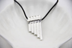 Flute Necklace by Zipi - Zipi Box