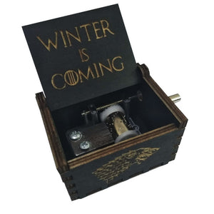 Game of Thrones Music Box by Zipi - Zipi Box