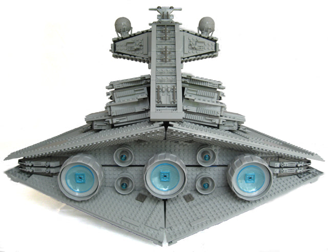 Star Wars Imperial Star Destroyer LEGO Compatible Set 10030
