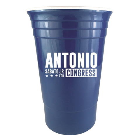 District 26 Congressional Choice Cups - Set of 4