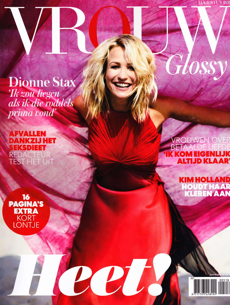 VROUW GLOSSY