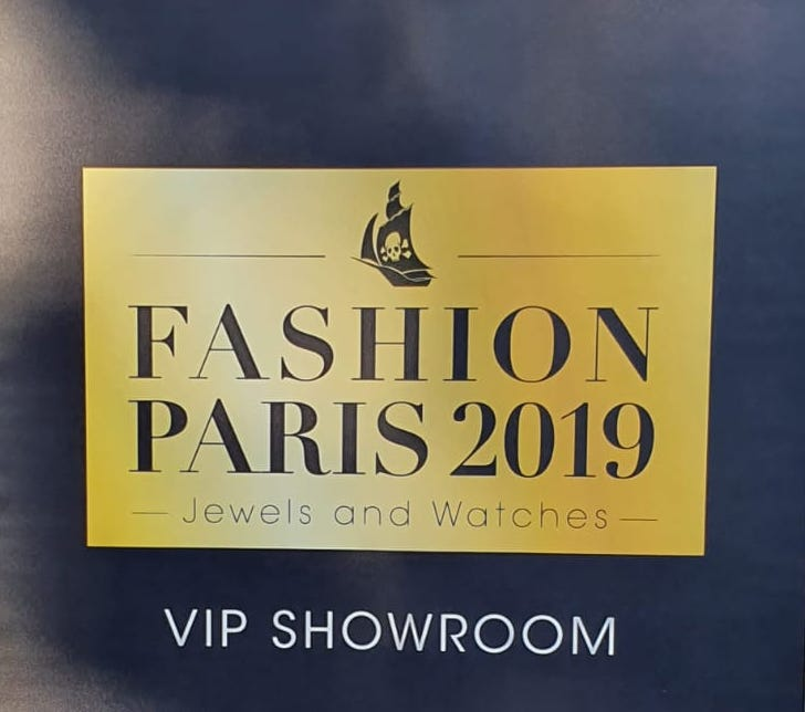 Miccy's at Paris Fashion Week