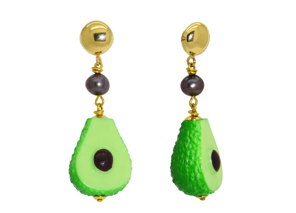 Avocados | Resin Earrings