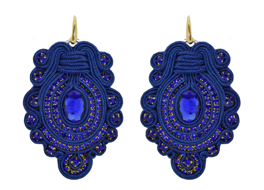Mezquita Blue Dream | Velvet Dreams Earrings