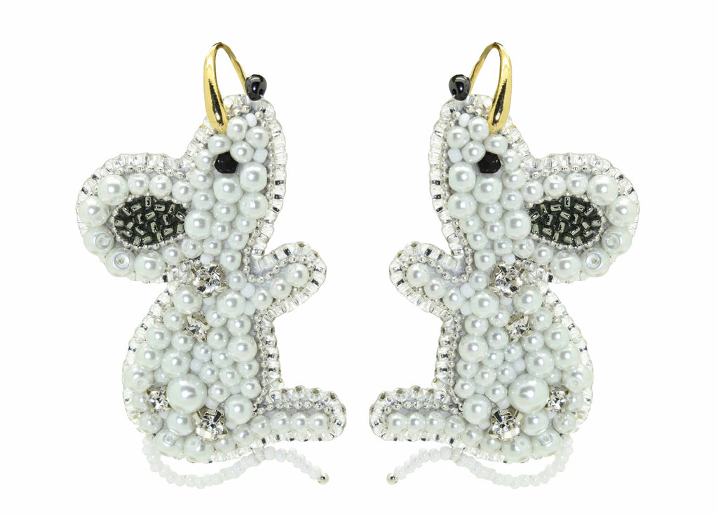 Remy | PatchArt Earrings