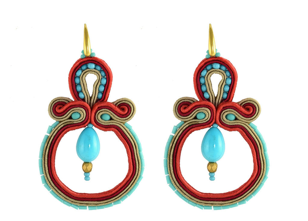 Sumo Chic | Velvet Dreams Earrings