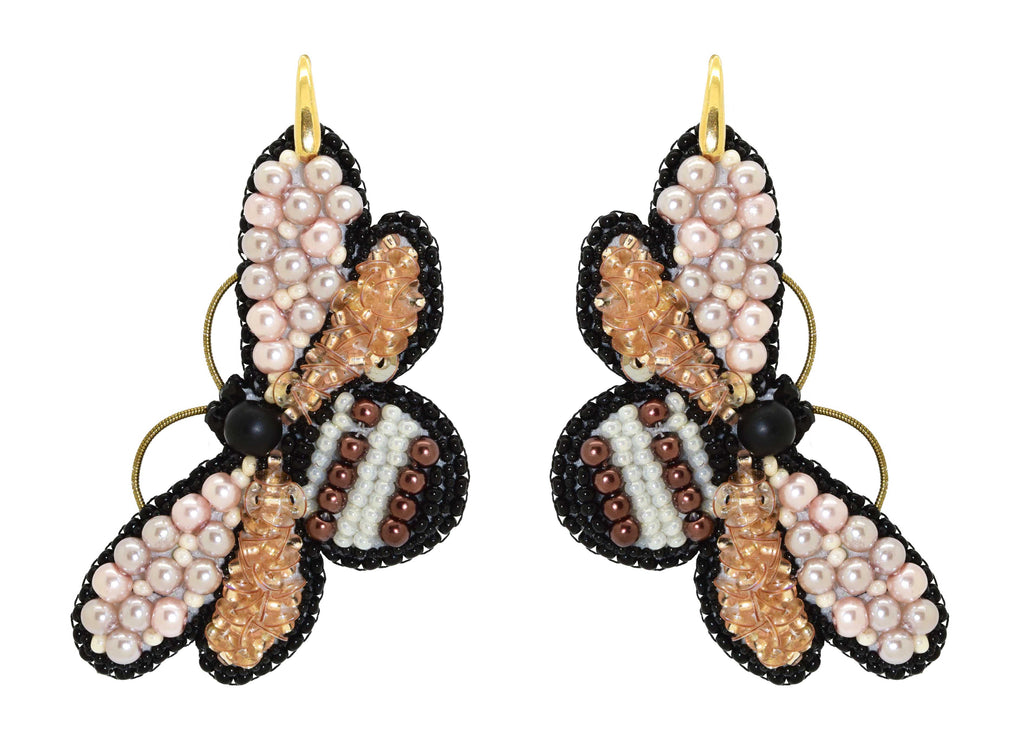 Super Fly | PatchArt Earrings