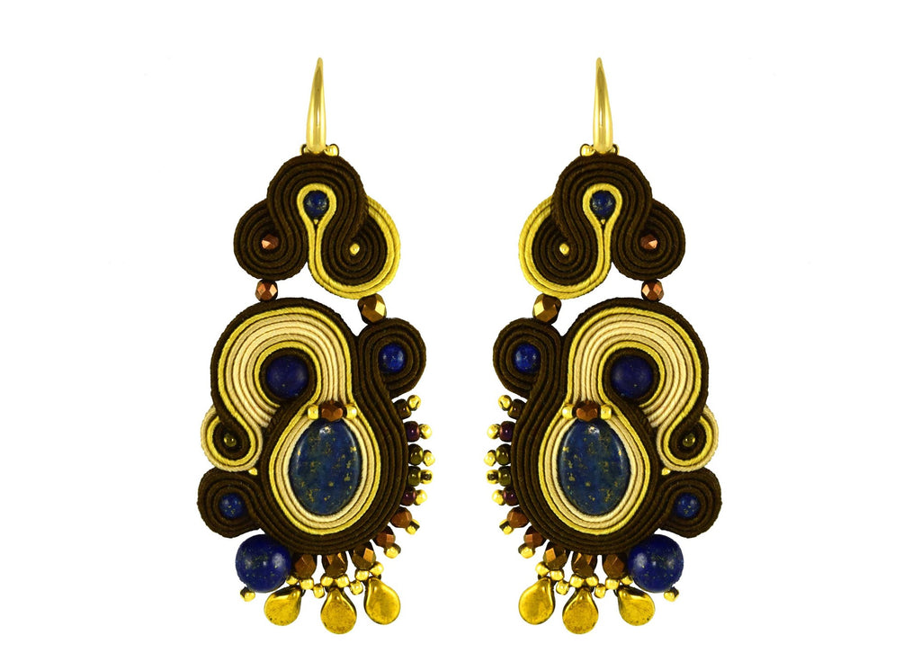 Lapiz of Luxury | Velvet Dreams Earrings