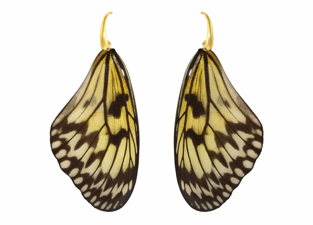 Madame Poison | Butterfly Earrings