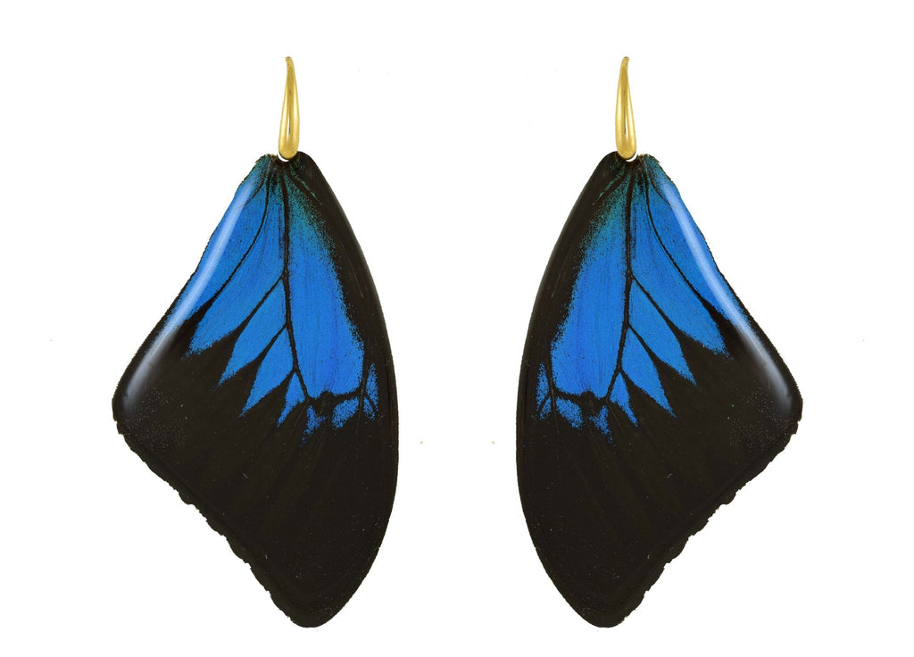 Madame Papilio | Butterfly Earrings