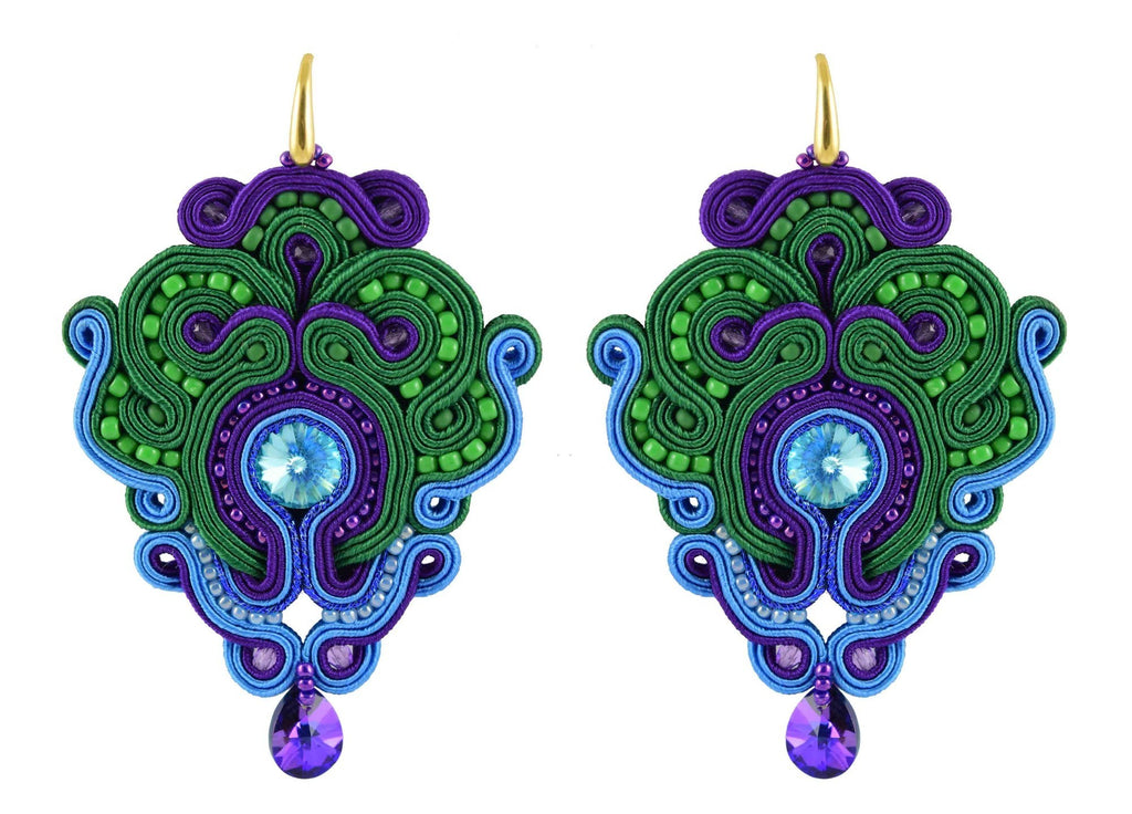 Wicked! | Velvet Dreams Earrings
