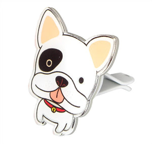 Frenchie Supply Car Air Freshener