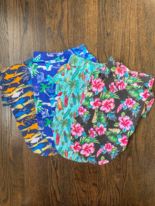 The Aloha Shirt — School of Fish