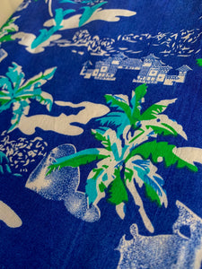 The Aloha Shirt — Blue Dream