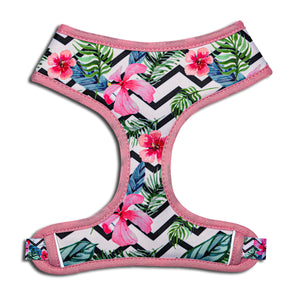 Frenchie Supply Harness - Floral