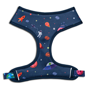Frenchie Supply Harness - Outer Space