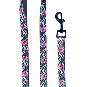 Frenchie Supply Leash - Floral
