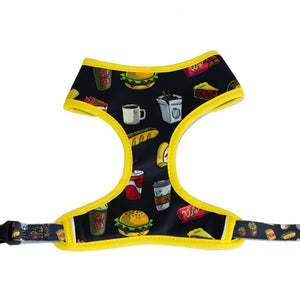 Frenchie Supply Harness - Fast Food