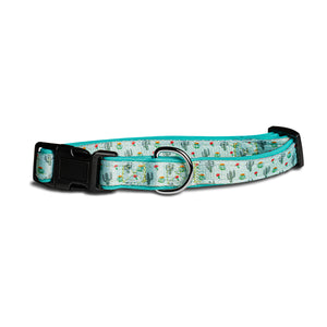 Frenchie Supply Collar - Desert Cactus