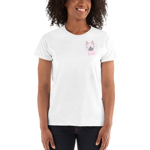 Hello hello! Women's Shirt