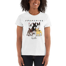 Load image into Gallery viewer, Frenchie Friends Premium Women's Shirt
