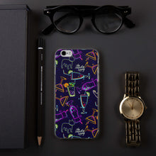 Load image into Gallery viewer, Frenchie iPhone Case - Happy Hour
