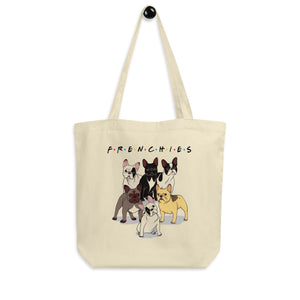 Frenchie Supply - Eco Tote Bag