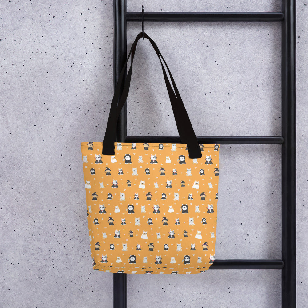 Frenchie Supply - Halloween Tote Bag