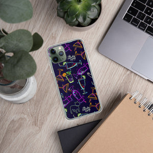 Frenchie iPhone Case - Happy Hour