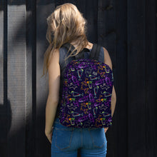 Load image into Gallery viewer, Frenchie Supply Backpack - Happy Hour