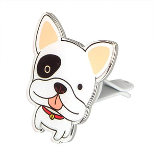 Frenchie Car Air Freshener!