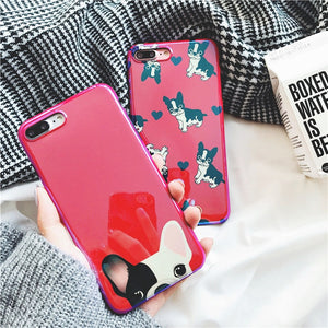 Frenchie iPhone Case | X & XS Max