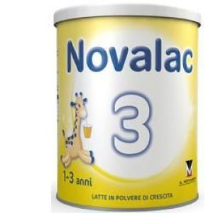 Novalac 3 LATTE ARTIFICIALE 800 g