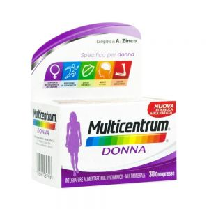 Multicentrum Donna Integratore 30 Compresse