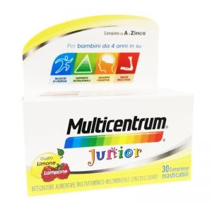 Multicentrum Junior Integratore 30 compresse