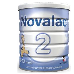 NOVALAC 2 LATTE ARTIFICIALE 800G