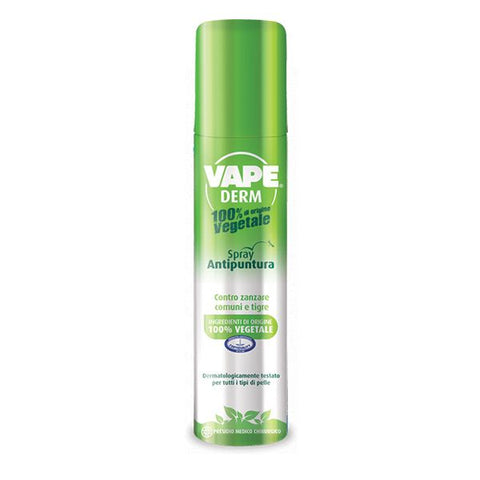 VAPE DERM 100% VEG A/P SPRAY 75 ML