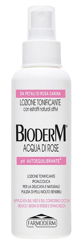 BIODERM ACQUA ROSE 125 ML